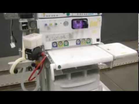 Datex Ohmeda S/5 Anesthesia Machine On GovLiquidation.com