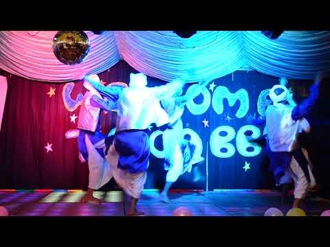 UAF cabb banghra dance by Omee group