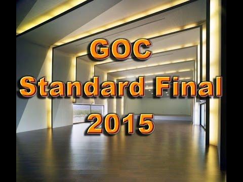 WDSF Standard Final  German Open Championship 2015