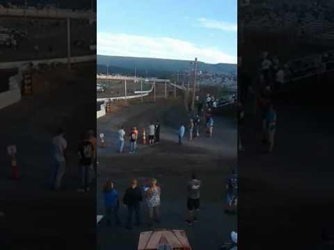 Port Royal Speedway 7-29-17 time trials