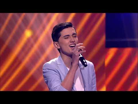 "IN CORO ""Breathe easy""  (Blue). X Factor Kazakhstan. Финал. 7 Сезон. Эпизод 18."