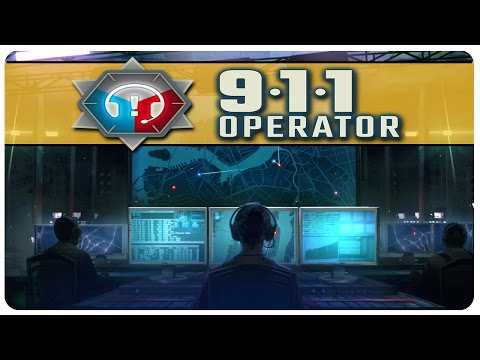 911 Operator Gameplay  Emergency Respse Sim!  Lets Play 911 Operator PC Game