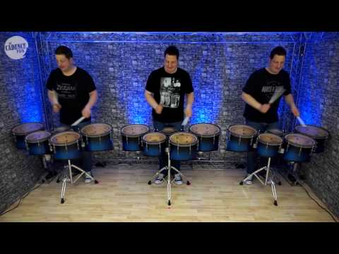 Drumline Cadence Pack |SFZ Cadence Pack - Vol. 10