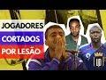 Jogadores que se lesionaram antes da Copa | UD NA COPA