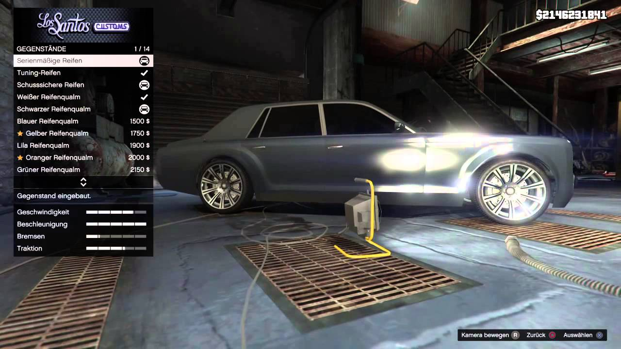 GTA V Enus Super Diamond Tuning - YouTube