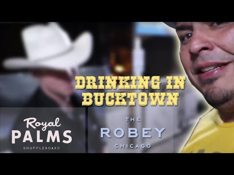 Drinking In Bucktown | Wicker Park Chicago