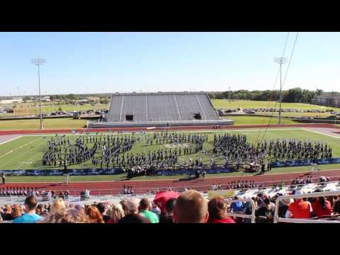 2016 Allen Eagle Escadrille UIL Performance- Cyclone