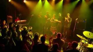 Amparo Sanchez Live at AB - Ancienne Belgique