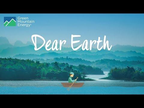 Green Mountain Energy: Dear Earth
