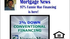 Fannie Mae 97 vs FHA 96.% Financing in Florida