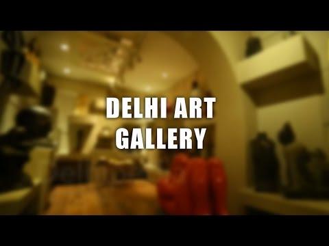 Delhi Art Gallery | The DelhiPedia