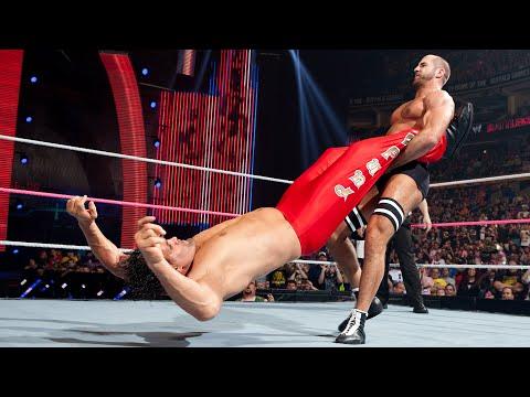Cesaro's feats of strength: WWE Playlist
