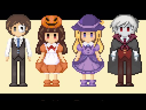 Let's Play: Trick and Treat Part 2