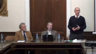 """Предавање: """"The New Ideology of Sex"""", проф. др Стивен К. Баскервил"""