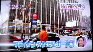 Japanese MM report on LARC in NYC