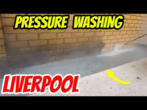 Pressure Washing Liverpool | Blast Away
