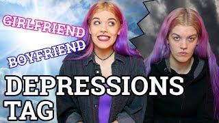 Baixar GIRLFRIEND TAG: Meine Depression. || Schruppert