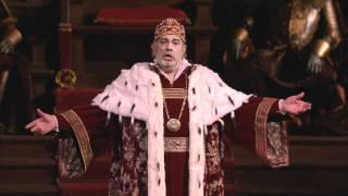 """Simon Boccanegra: """"Plebe! patrizi!"""" -- Plácido Domingo (Met Opera)"""