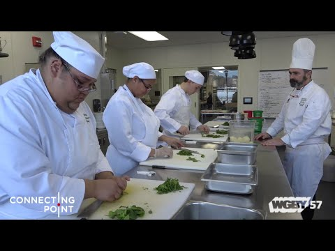 Holyoke Community College MGM Culinary Arts Institute | Connecting Point | Mar. 6, 2018
