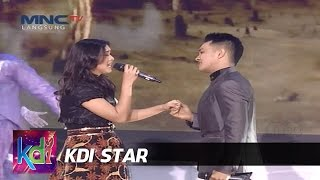 "Putri Ayu Feat Yogie KDI "" Malam Terakhir "" -  KDI Star (12/7)"