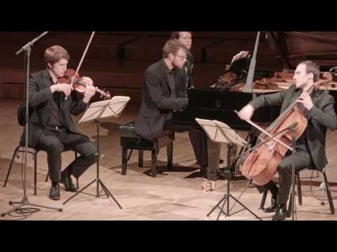 Vivo Piano Trio plays Tchaikovsky Trio in A minor Op. 50
