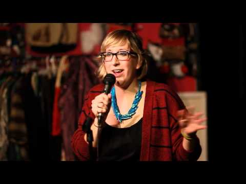 Kira Hesser from Gallow's Humor March