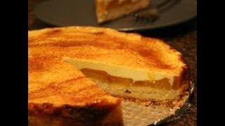 Receta: Como Hacer Kuchen De Melocoton (durazno) - Silvana Cocina Y Manualidades