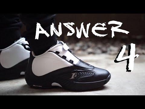 "Iverson Reebok Answer IV ""Stepover"""