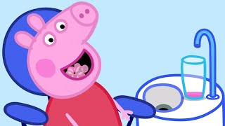 Peppa Pig Official Channel | Peppa Pig's First Dentist Experience