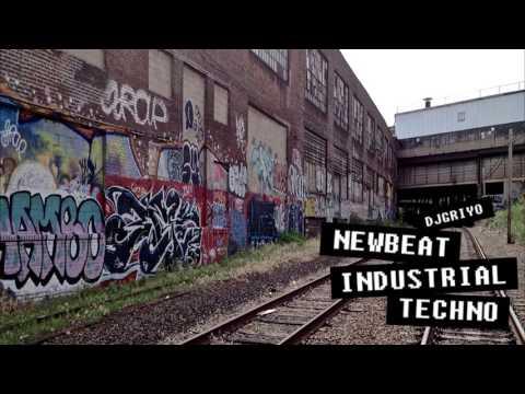 Old School 80's 90's Newbeat Industrial & Techno Mix