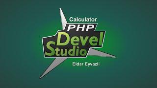 #3 Php Devel Studio 3.0-ile program duzeltmek (Calculator)