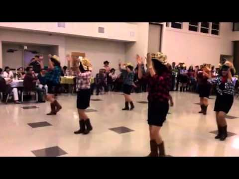 COUNTRY ROAD LINE DANCE PDF