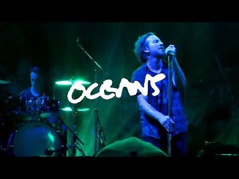 Pearl Jam - Oceans (for Israel Barrales), Barcelona 2018 (Edited & Official Audio) mp3