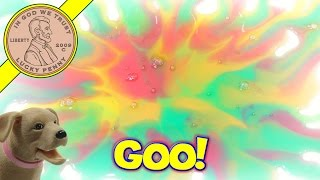 Formula Goo Liquid Sour Candy, I Paint A Gooey Picture!