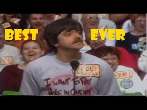 The Price Is Right Best Contestant Ever