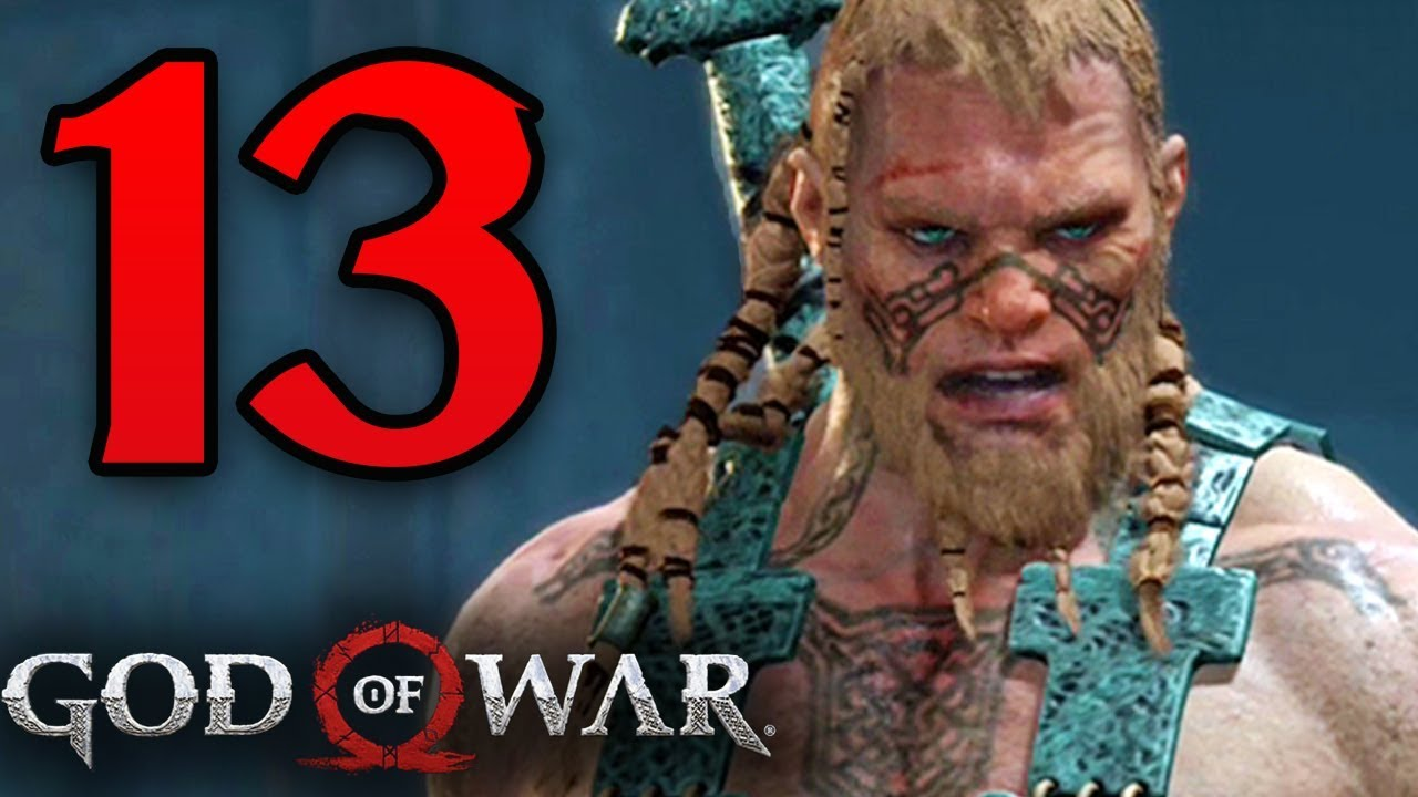 god of war how to get thor