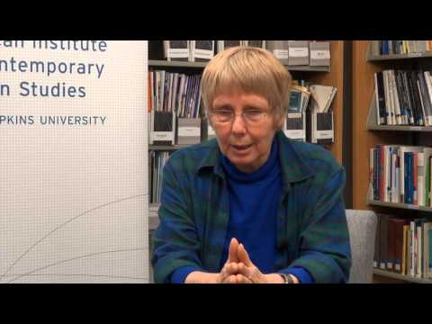 Experience And Lessons From 25 Years of German Unification With Rita Kuczynski