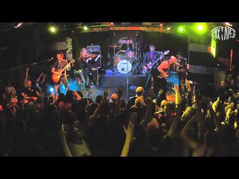 KULTUR SHOCK - Sarajevo (live @ club *MIXTAPE 5* Sofia 04.03.2015) Bulgaria