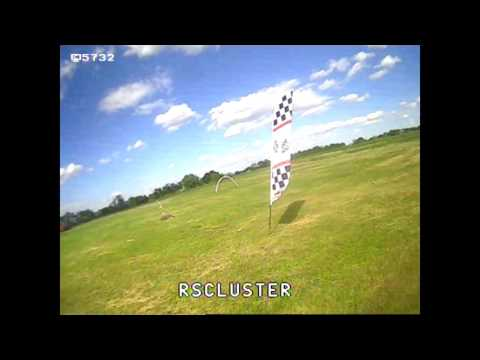 FPV Quadcopter practice at M3