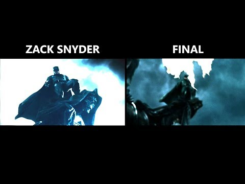 Jim Gordon meets Justice League   Zack Snyder's cut Justice League
