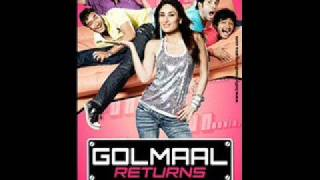 GOLMAAL RETURNS THEME SONG