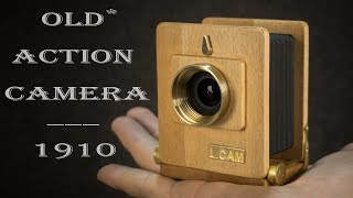How to make an old action camera?