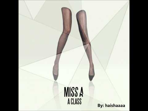 Miss A - Goodbye Baby Cover (English Version)