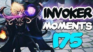 Dota 2 Invoker Moments Ep. 175