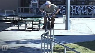All Star BMX Peep Game LA Session on Crooked World