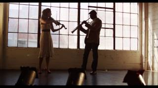 all of me john legend sax and violin cover by tlas perenyi