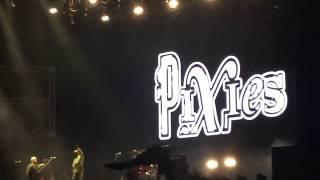 Pixies - Gigantic (Zócalo CDMX) 10/11/2018
