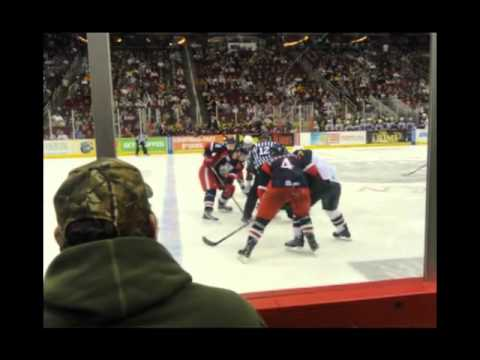 Houston Aeros Hockey 2010-2011 - Inspirational Hockey Music Video
