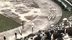 Helsinki summer games 1952 Olympics opening ceremony