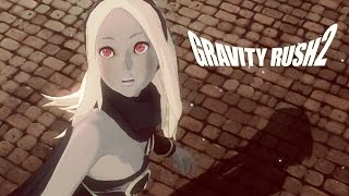 Gravity Rush 2 - TGS 2016 Trailer